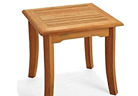 Swell Grade A Teak Wood Square Side End Table Stool Review Gmtry Best Dining Table And Chair Ideas Images Gmtryco