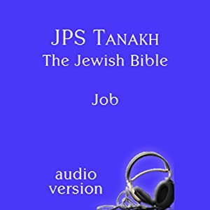 The Book of Job: The JPS Audio Version Audiobook