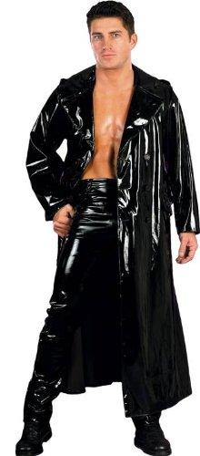 Mantel herren schwarz gothic