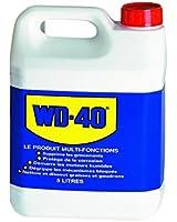WD 40 49506  Bidon avec Pulverisateur, 5 L