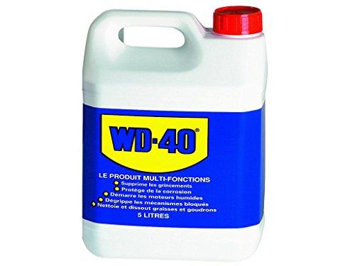 WD-40 59318 Tanica, Bianco, 5 l