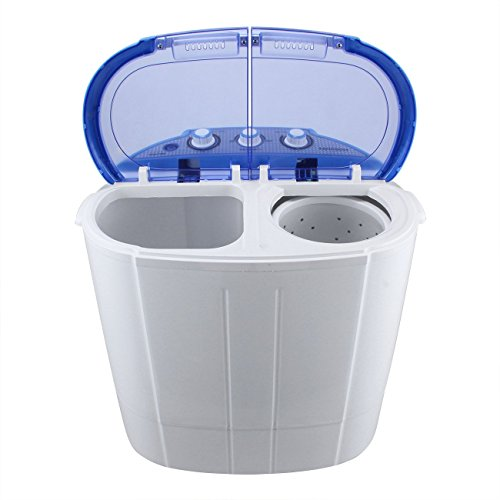 the laundry alternative wonderwash non electric portable compact mini washing machine
