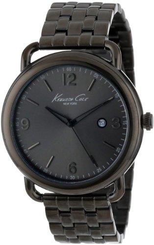 kenneth-cole-new-york-mens-kc9256-modern-core-triple-black-analog-date-bracelet-watch