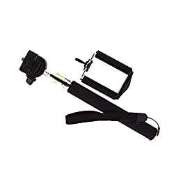 Mobilegear Selfie Stick With Universal Attachment - Android and iOS Phones