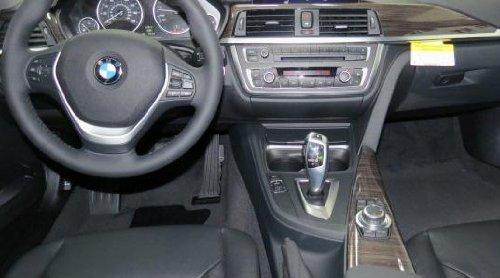 Bmw Oem F30 3 Series Sedan 2013 Fineline Anthracite Wood Interior