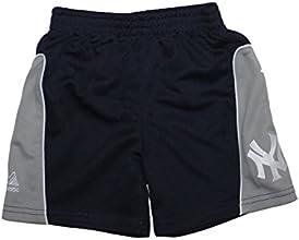Toddler MLB New York Yankees Athletic Dri-fit Baseball Shorts