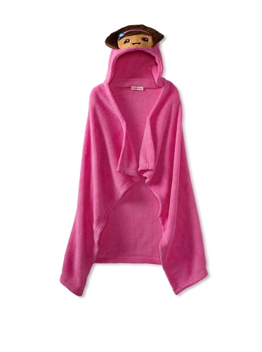 Dora the Explorer Hooded Wrap Toddler