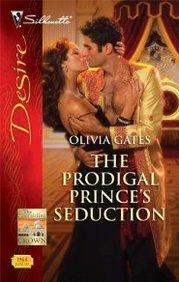 Image of The Prodigal Prince's Seduction (The Castaldini Crown #1948)
