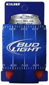 Bud Light Football Beer Can Kaddy Koozie Huggie Cooler