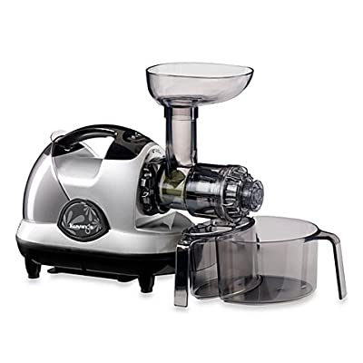 Kuvings Masticating Slow Juicer in Silver Pearl