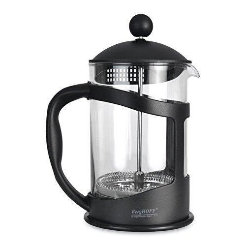 BergHOFF Studio 4.4-Cup Coffee/Tea Plunger, Black (Berghoff Knob compare prices)