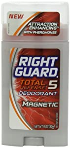 Right Guard Total Defense 5  Magnetic, 3 Ounce