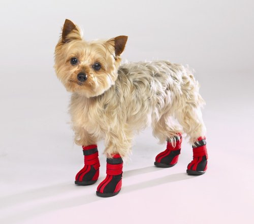 High Top Neoprene Large Winter Dog Boots