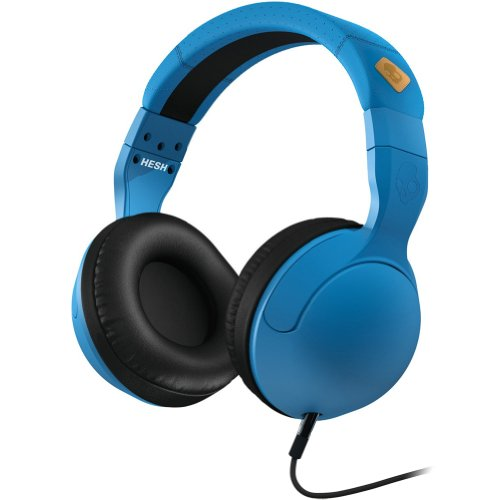 Skullcandy Hesh 2.0 With Mic1 Wired Premium Headphone - Athletic Blue / One Size