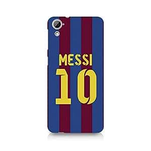 Ebby Messi 10 Premium Printed Case For HTC Desire 820