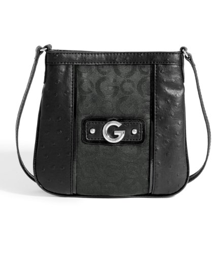 186dfe3d2177 The simple truth is that most customers consider purchasing the G by GUESS  Dancing G Cross-Body Bag. If marketed well
