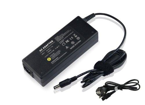 LENOGE®4,74 A 90W 19V Ladeger?t / Adapter, 5,5 x2, 5 mm - f??r Toshiba Sa...