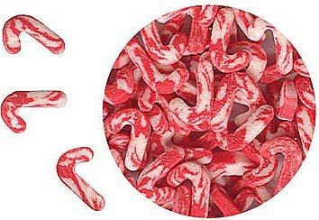 Confetti Candy Canes 2.8 oz. CONCC