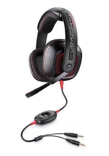 Plantronics Gamecom 367 Closed-Ear Gamin Headset