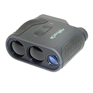 Newcon Optik LRM1500M Laser Range Finder Monocular with 1,600 Yard, 1,500 Meter Range