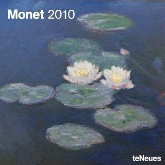 2010 Monet Wall Calendar