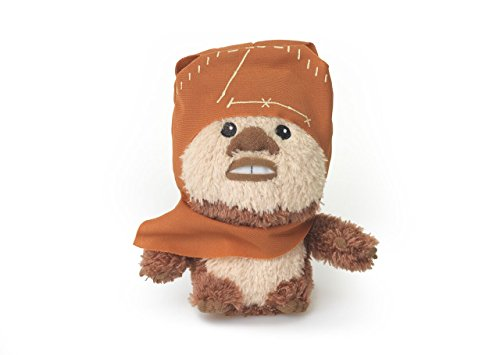 Comic Images Star Wars Wicket Doll Plush - 1