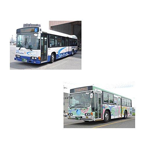 ザ・バスコレクション ローカル路線バス乗り継ぎの旅 松阪~松本城編
