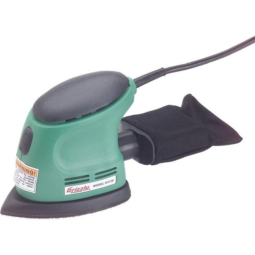 Grizzly H3120 Palm Detail Sander Kit