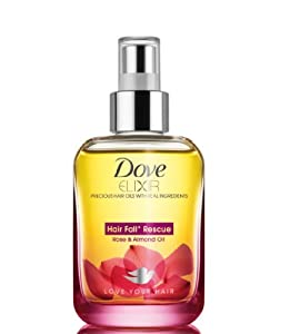 Dove Hairfall Rescue Hair Oil, 90ml
