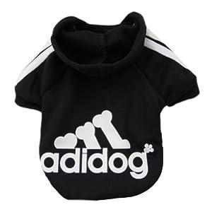 Zehui® Pet Dog Cat Sweater Puppy T Shirt Warm Hooded Coat Clothes Apparel