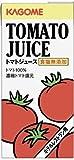 カゴメ ホテルレストラン用 無塩トマトジュース 1L×6本