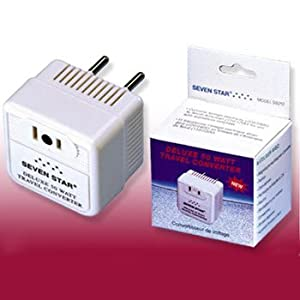 Click to buy Sevenstar SS212 voltage Converter from Amazon!