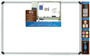 Board Dudes Magnetic Dry Erase Board Value Pack, 24 x 36 Inches (CXP67)