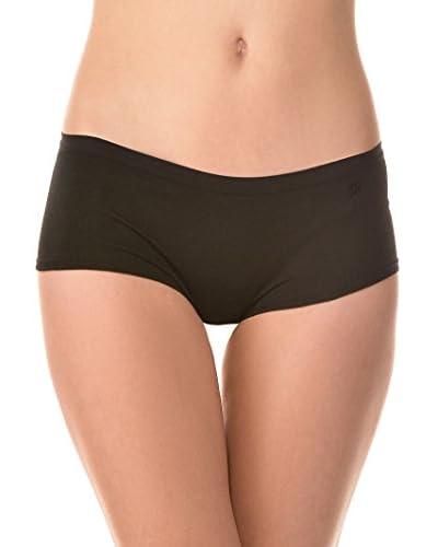 Cotonella Pack x 4 Coulottes 4 Panty Vita Bassa In Cotone Bielastico Extra Fine Con Cuciture Piatte ...