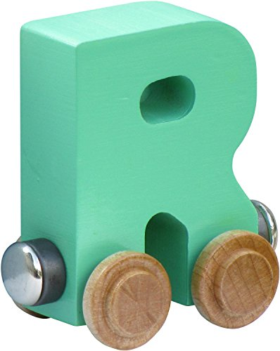 NameTrain Pastel Finish Letter Cars - R - 1