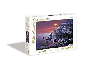 Clementoni 32539.9 - Puzzle 2000 teilig Positano