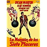 Matt Helm rgle ses comptes / The Wrecking Crew ( The House of Seven Joys ) [ Origine Espagnole, Sans Langue Francaise ]par Elke Sommer