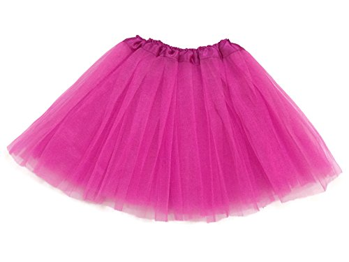 Ballet Dress-Up Fairy Tutu (More colors...) Select Color: Hot PInk