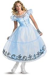 Alice In Wonderland Deluxe Alice Movie Costume