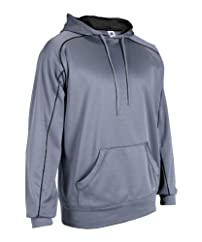 Russell Athletic Men's Technical Performance Fleece Oversized Hood