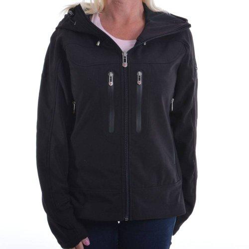 Wellensteyn Damenjacke Dynamica Gr. L UVP 249,00 Euro DYN-268 Schwarz Damen Jacke