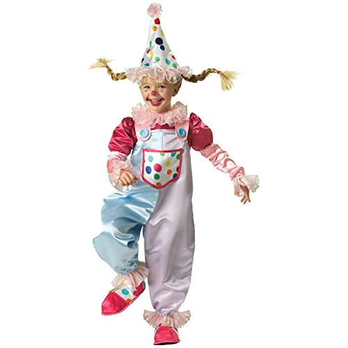 Cutie Clown Child Costume Size Large (8)