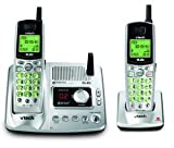 Vtech ia5870 - 5.8 GHz Two Handset cordless Phone System w/ Digital Answering Device & Caller ID