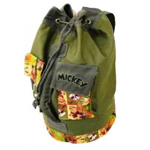 BIGkitchen Disney Mickey Retro Canvas Duffle Bag