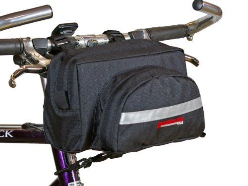 Bushwhacker Durango - Handlebar Bag Black