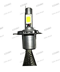 Leebo New H4 LED 40W CREE headlight led light bulb High Power for Bajaj Pulsar 150cc Dtsi 1 Pcs