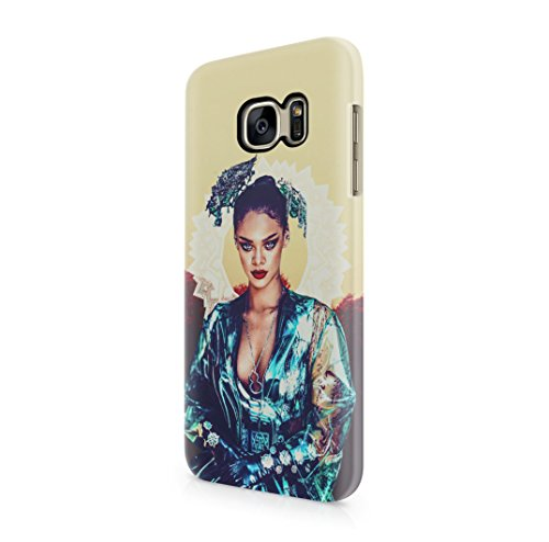Rihanna-Badgal-RiRi-Tumblr-Samsung-Galaxy-S7-Hard-Plastic-Case-Cover