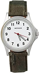 Wenger Swiss Military Men's Camo Strap Luminous Watch 79115cw