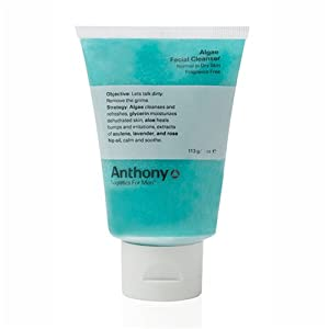 Anthony Logistics Algae Facial Cleanser - 8 oz by Anthony Logistics for Men