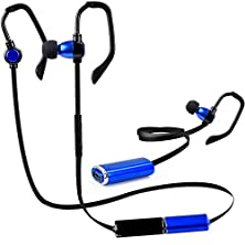 buy Bluetooth Headset, Nameblue Ear Hook Bluetooth V4.1 Wireless Mini Headphone Portable Stereo Headset With Replaceable Battery